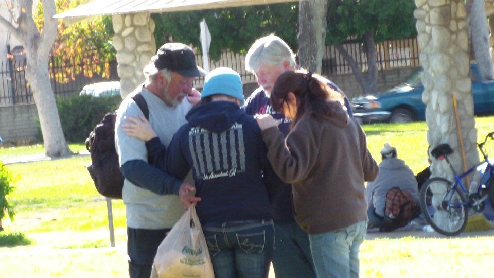 Homeless Outreach June 17